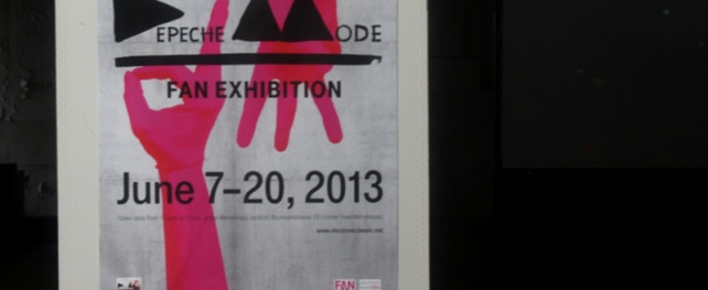 Depeche Mode FAN EXHIBITION