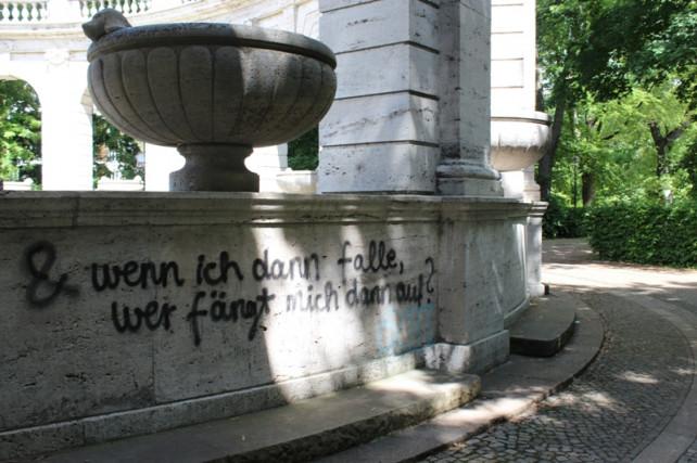 BERLIININ PUISTOT JA VOLKSPARK FRIEDRICHSHAIN