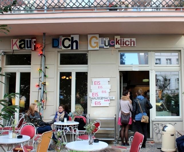 Kauf dich glücklich Oderbergerstrassella