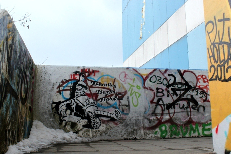 Bending Berlin, Baby